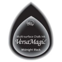 svart blek